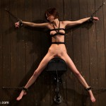 Flexible whore : Rope Bondage