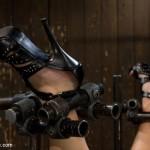 Tomi Knox bdsm fantasy : Metal Bondage