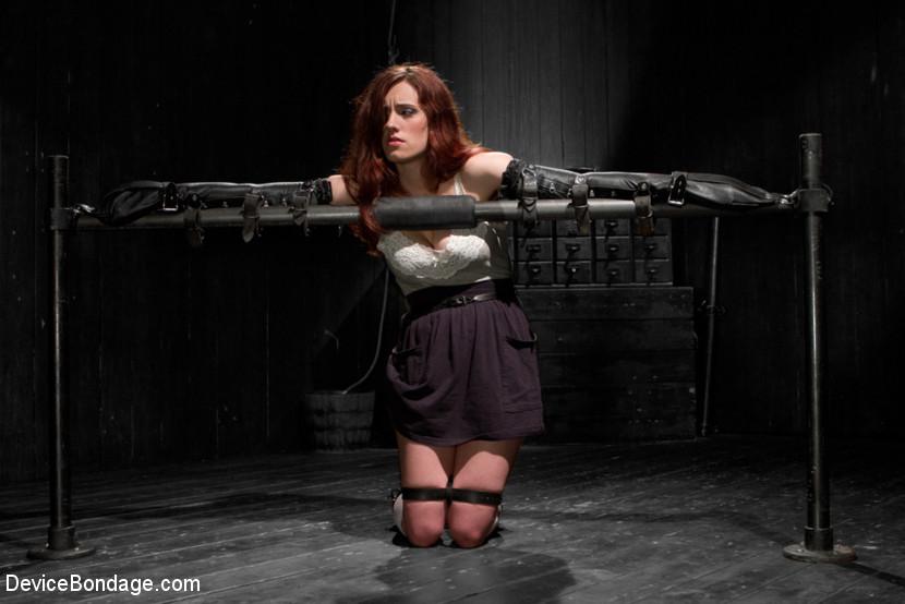 Iona Grace a mask bondage 1